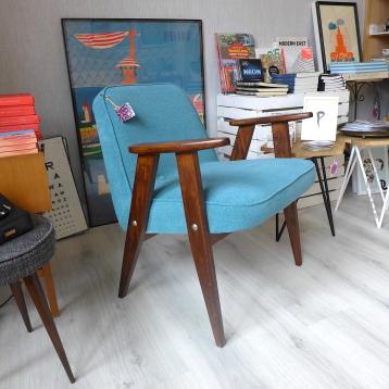 Fotel 366 Chierowski Morski