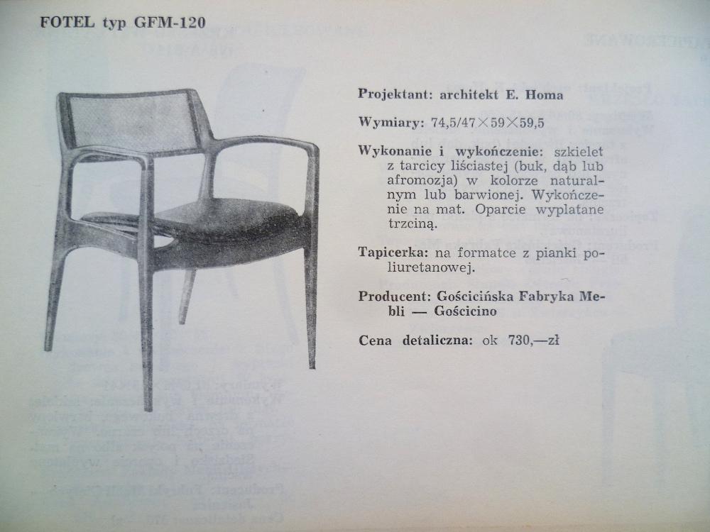 1 Fotel Projekt E Homa Sklep Internetowy Reset